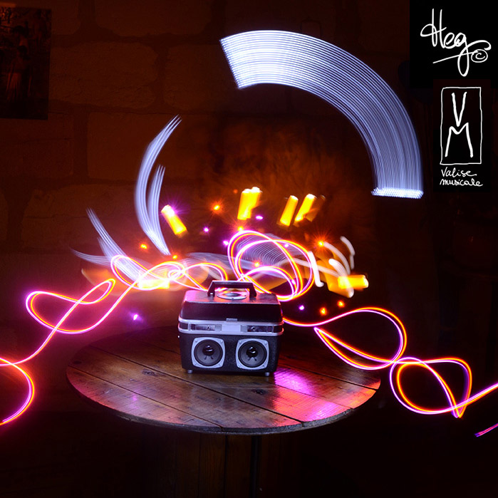 Light Painting avec HEG