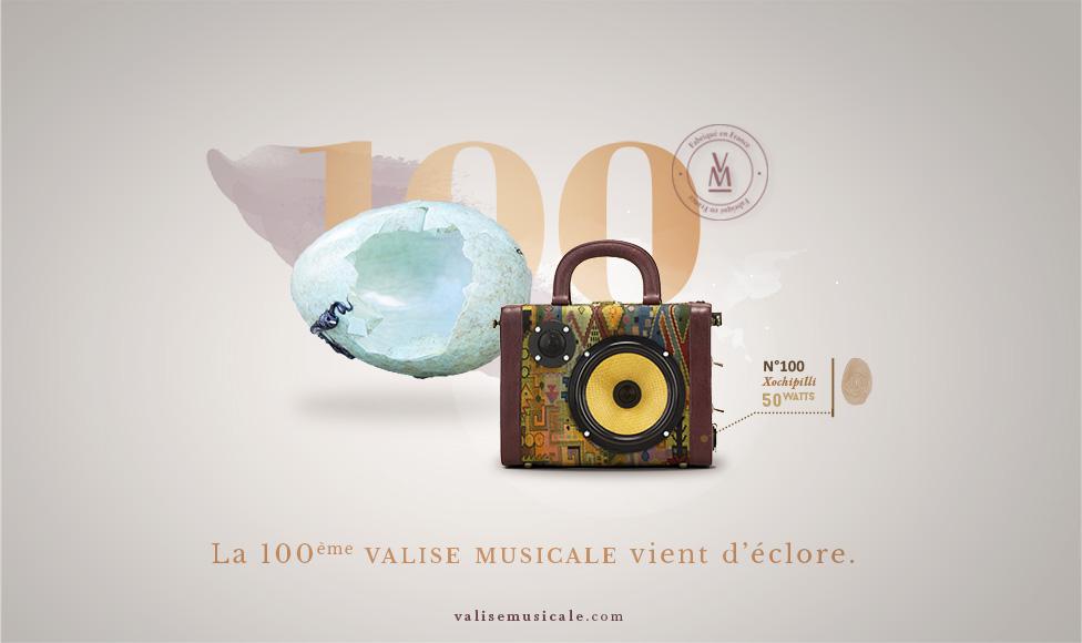 La 100ème VM vient d'éclore